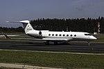 EC-MLR Gulfstream G650 SCQ 02.jpg