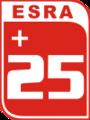 ESRA +25 (Latin script, former).png