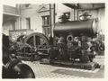 ETH-BIB-Zürich, ETH Zürich, Altes Maschinenlaboratorium, Maschinensaal, Hochdruckkolbenpumpe, Steuerungsmechanismus-Ans 01447.tif