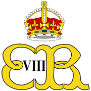 Royal Cypher of Edward VIII