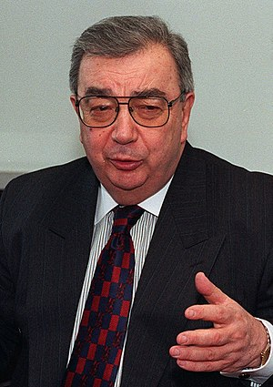 Director of SVR - Image: E Primakov 03