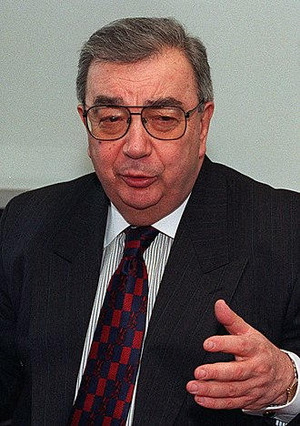 1999 Russian legislative election - Image: E Primakov 03