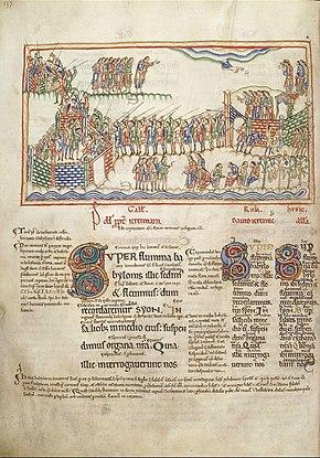Eadwine psalter - Trinity College Lib - f.243v.jpg
