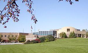 Eagan, Minnesota - Eagan City Hall (2006)