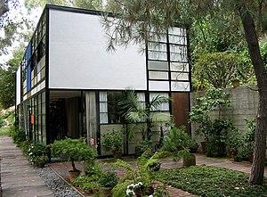 Eames House - Eames House from Eames Studio