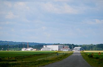 Earlton (Timiskaming Regional) Airport - Image: Earlton Airport