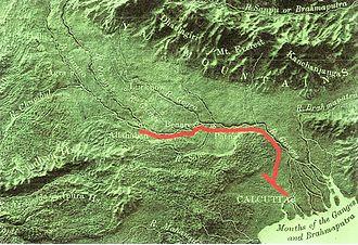 East Indian Railway Company - East Indian Railway 1863