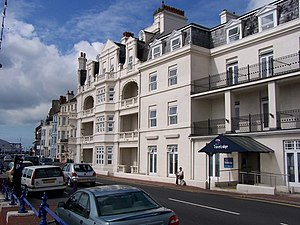 English: Eastbourne Travel Lodge Formerly the ...
