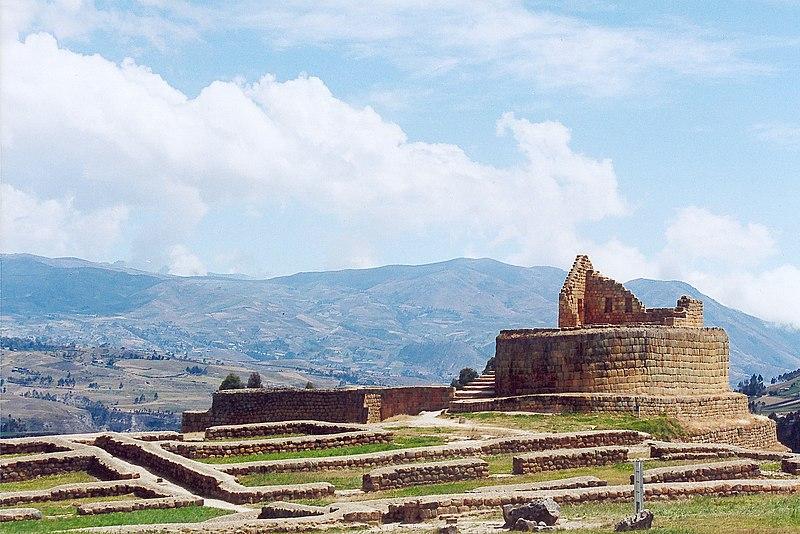 Datei:Ecuador ingapirca inca ruins.jpg
