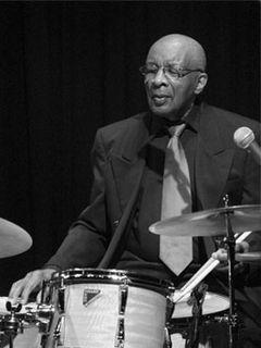 Ed Thigpen American jazz drummer
