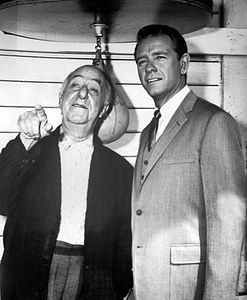 Ed Wynn Richard Crenna Slatterys People 1964.JPG