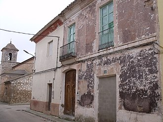 Balsa de Ves - Image: Edificio de Balsa de Ves