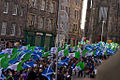 Edinburgh public sector pensions strike in November 2011 3.jpg