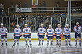 Edmonton Oilers Rookies vs UofA Golden Bears (15088756438).jpg