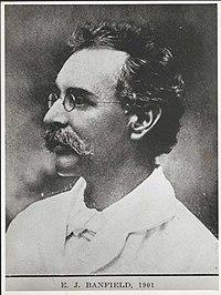 Edmund James (Ted) Banfield, 1901.jpg