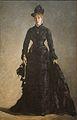 Edouard Manet Parisian Lady.JPG