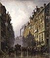 Eduard Alexander Hilverdink - Jodenbuurt in Amsterdam - SA 35756 - Amsterdam Museum.jpg