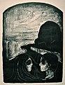Edvard Munch. Attraction I (Tiltrekning I) 1896 (24939223011).jpg