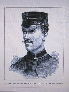 Henry Inman (police commander) Australian police chief