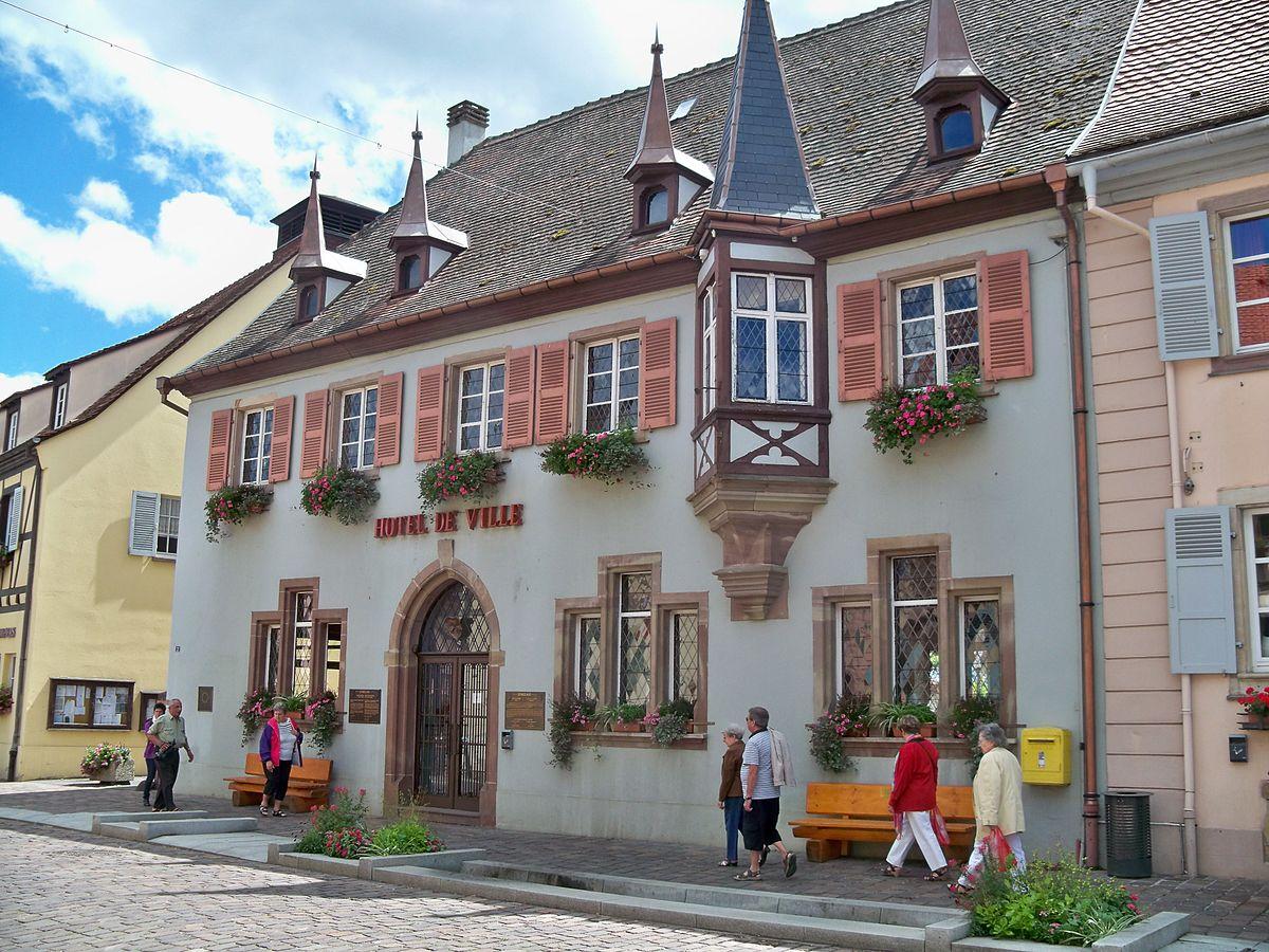 Colmar Hotel Route De Rouffach