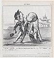 Eh! ben.....camarade....., from En Chine, published in Le Charivari, December 17, 1858 MET DP876706.jpg