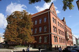 Jasło - High School in Jasło