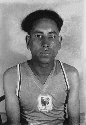 Boughera El Ouafi - Ahmed Boughera El Ouafi (1928)
