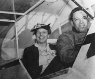 "C. Alfred ""Chief"" Anderson American aviator"