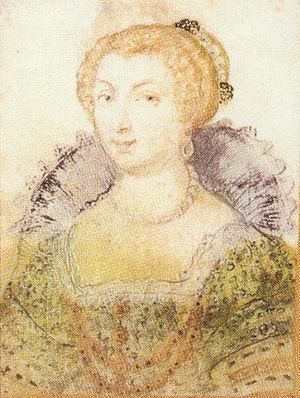 Frederick V of the Palatinate - Elizabeth Stuart (1596–1662), 1613.