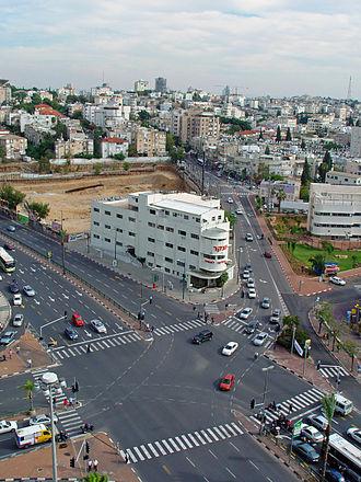 Elite Tower - Elite junction showing construction site