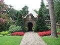 Elizabethan Gardens entrance.jpg