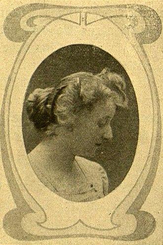 Elsa Bernstein - Elsa Bernstein in 1905
