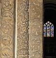 Ely Cathedral - the Prior's door (detail) - geograph.org.uk - 2168282.jpg
