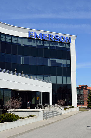 Emerson Electric - Emerson Electric office