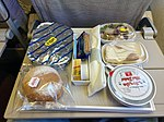 Emirates meal - economy class, served at Boeing 777-300ER.jpg