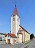Engelhartstetten parish church