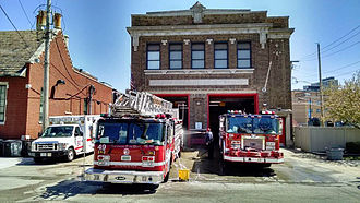 Organization of the Chicago Fire Department - Engine 126/ Truck 49/ Ambulance 50/  South Shore area of Chicago