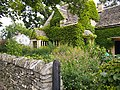 English Limestone Cottage with Garden in full bloom (9708762863).jpg
