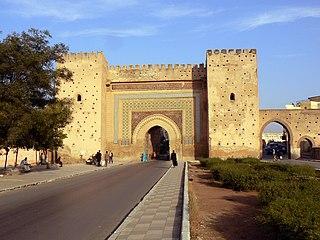 Meknes City in Fès-Meknès, Morocco