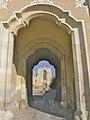 Entrada al recinte del Monestir de Santes Creus.jpg