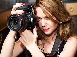 Erika Lust Swedish pornographic film director