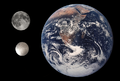 Eris, Earth & Moon size comparison.png