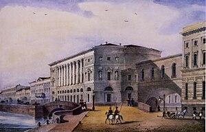 Saint Petersburg (Russia), Hermitage Museum. H...