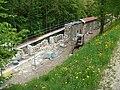 Erneuerung der Escarpenmauer der Anschlußline XVIII.JPG