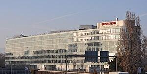 Eurohypo - Headquarters of Eurohypo in Eschborn