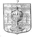 Escudo da Galiza em La Science Heroïque de Marc de Vulson (1644).png