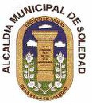 Soledad, Atlántico - Image: Escudodesoledad