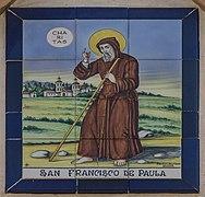 Església de Sant Francesc de Paula, detall (Carcaixent-País Valencià).jpg