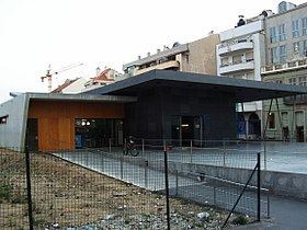 Espinho train station building.JPG