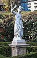 Estàtua que representa Àsia, jardí de Montfort de València.JPG